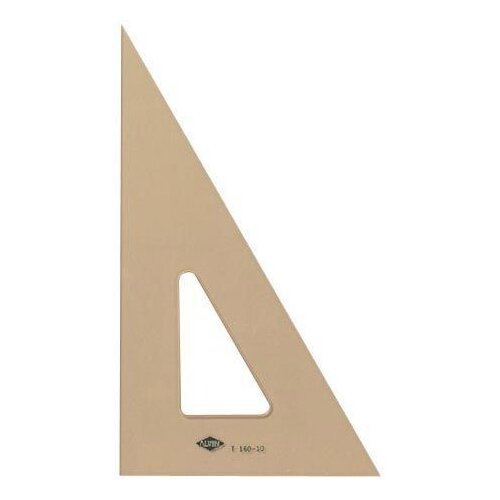 Alvin and Co. Professional Triangle