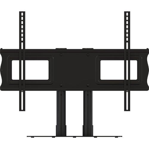 """Crimson AV Single Monitor Fixed Universal Desktop Mount for 32"""" - 55"""" Screens"""