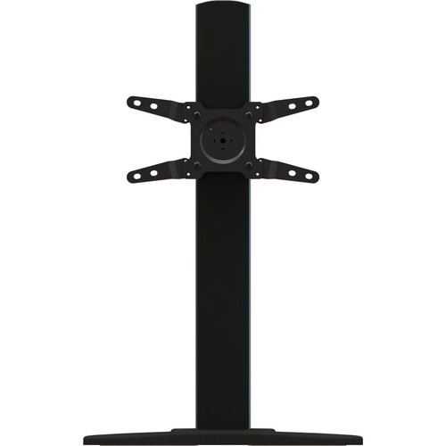 "Crimson AV Single Desktop Tilt Floor Stand Mount for 13"" - 34"" Screens"