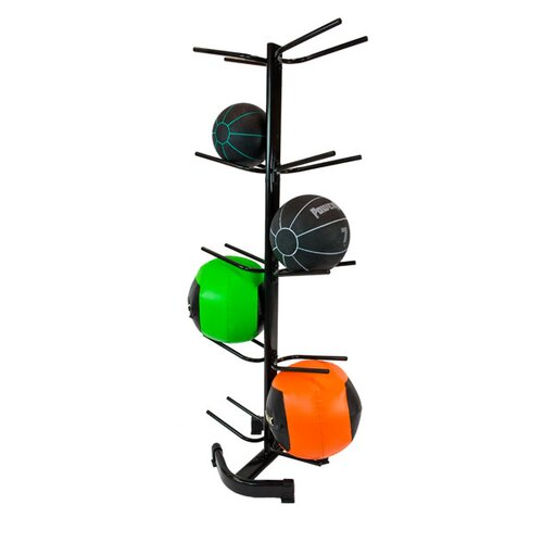 PowerMax Medicine Ball Rack
