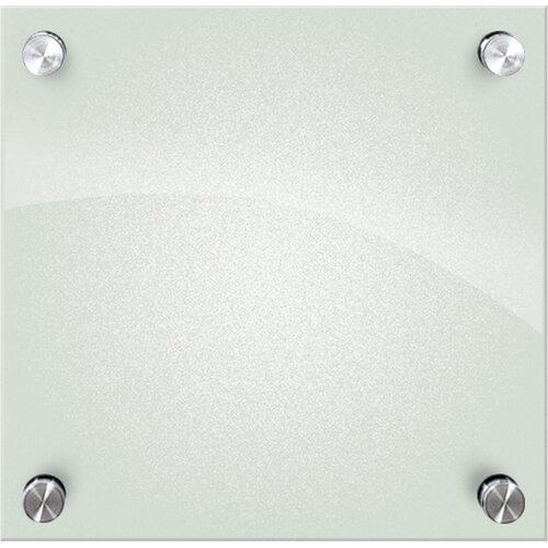 Best-Rite® Enlighten 1' x 1' Glass Board
