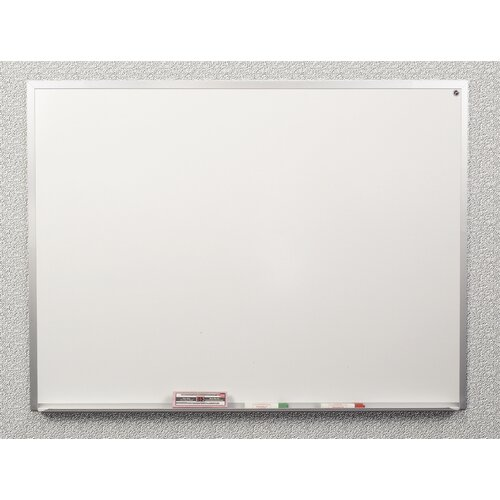 Best-Rite® Slim Frame Series 2' x 3' Whiteboard