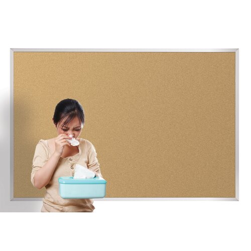 Best-Rite® Health-Tak Bulletin Board