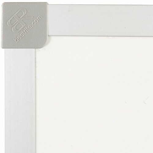 Best-Rite® ABC Porcelain Steel Whiteboard