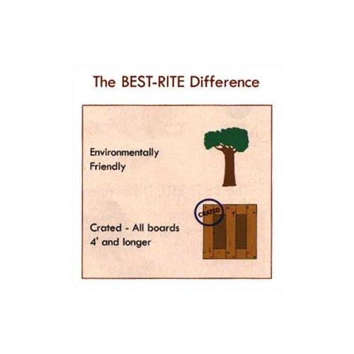 Best-Rite® Bulletin Board