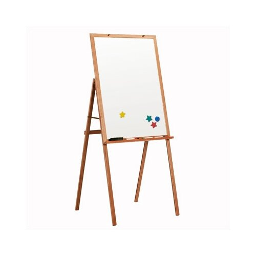 Best-Rite® Oak Presentation Easel