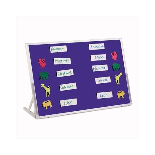Best-Rite® Hook and Loop Table Top Chalkboard