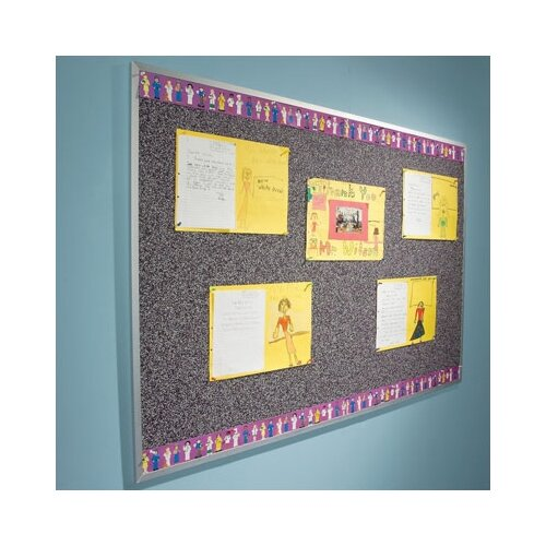 Best-Rite® Rubber-Tak Bulletin Board
