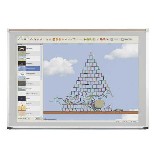 Best-Rite® Evolution Projection Markerboard
