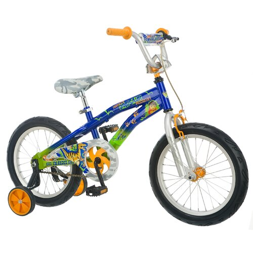 Diego Boy's Diego Bike with Training Wheels