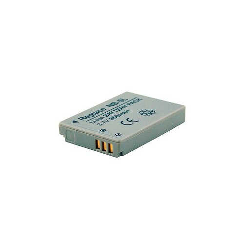 Denaq New 850mAh Rechargeable Battery for CANON Powershot Cameras