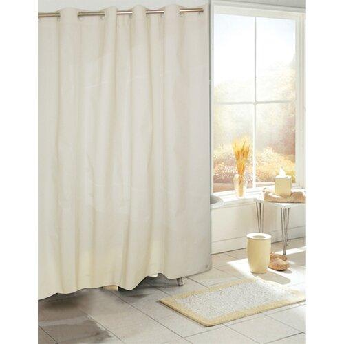 Carnation Home Fashions EZ On PEVA Shower Curtain