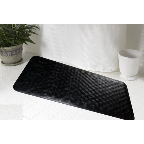 Carnation Home Fashions Rubber Bath Tub Mat