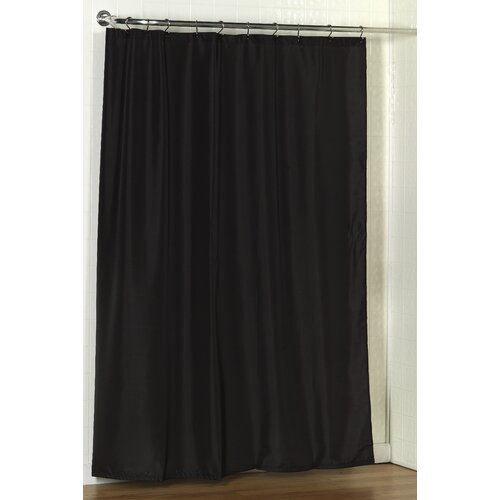 carnation home fashions polyester shower curtain liner. Black Bedroom Furniture Sets. Home Design Ideas