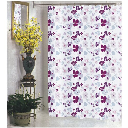 Carnation Home Fashions Shower Curtains Carnation Home Fashions amp quot