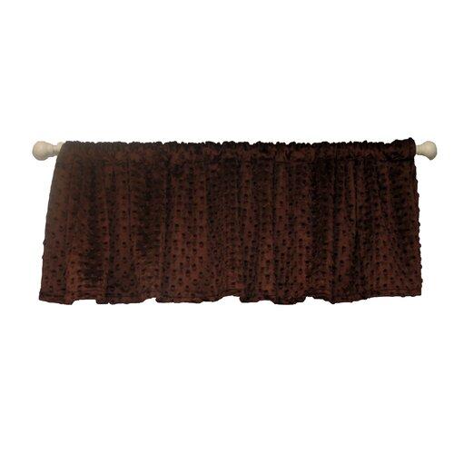 "Ozark Mountain Kids Camo Rod Pocket Tailored 54"" Curtain Valance"