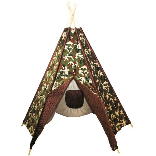 Ozark Mountain Kids Camouflage TeePee