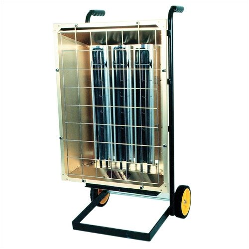 Fostoira FHK Series 20,478 BTU 277 Volt Infrared Utility Electric Space Heater