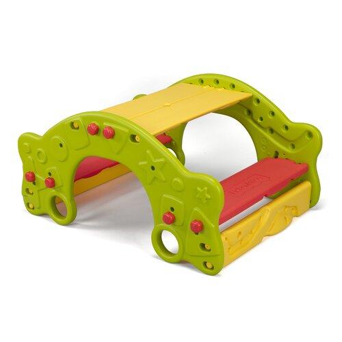 Fisher-Price 3-n-1 Qwikflip Climber, Rocker, Bench