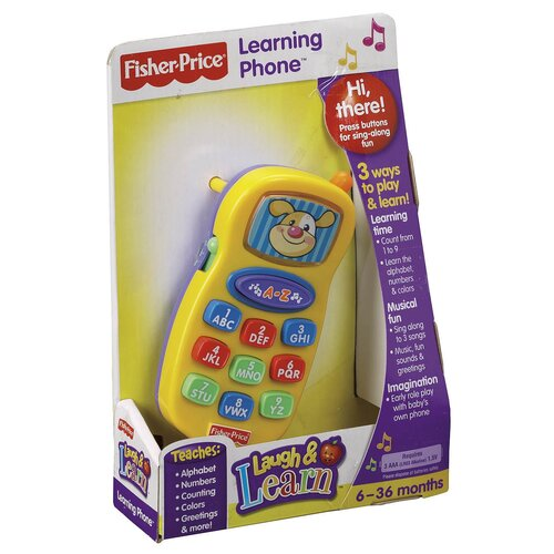 Fisher-Price Laugh and Learn Toy