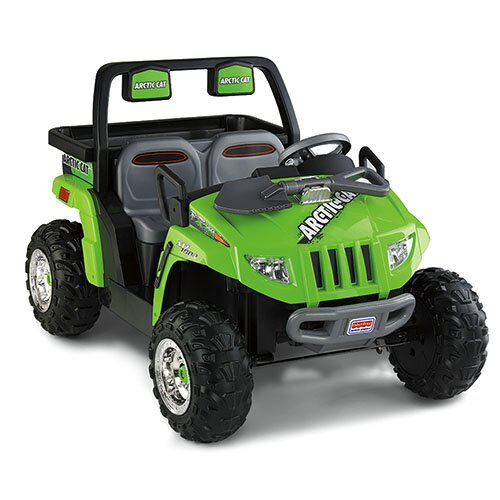 Fisher-Price Power Wheels 12V Battery Powered ATV