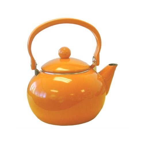 Calypso Basic 2-qt. Harvest Tea Kettle