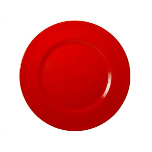 "Reston Lloyd Calypso Basics 11"" Melamine Dinner Plate"