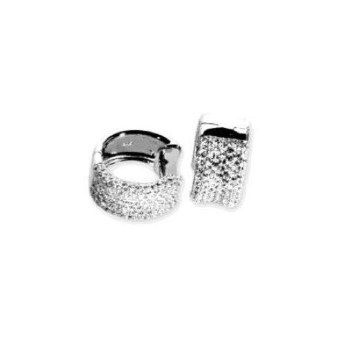 Ayana Jewelry Chandi Court Sterling Silver Earrings