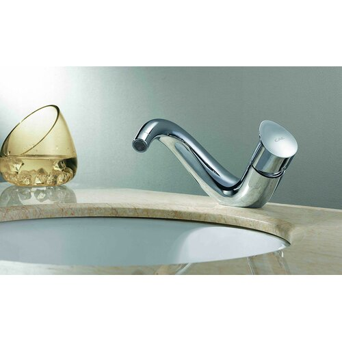 Bathroom Faucet Brands : Alfi Brand Wave Single Handle Bathroom Faucet