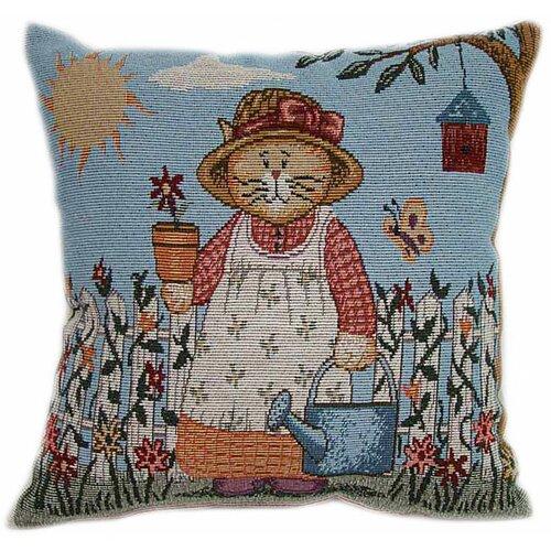 American Mills Sunshine Kitty Pillow