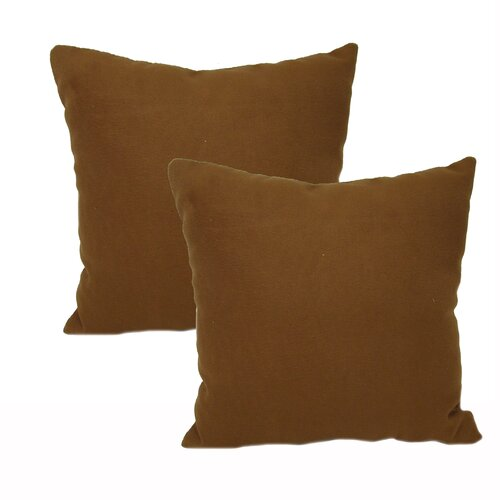 Ultra Twill Pillow (Set of 2)