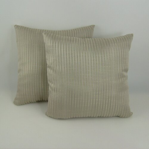 Grey Prism Pillow (Set of 2)