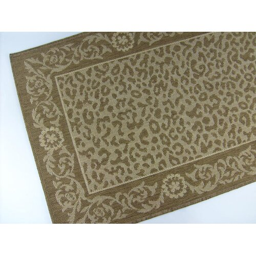 American Mills Kenya Chocolate Indoor/Outdoor Rug