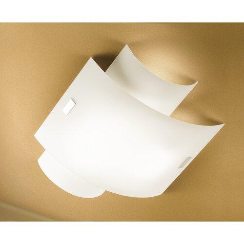 Leucos Metafisica Ceiling Light by Pierto Lunetta