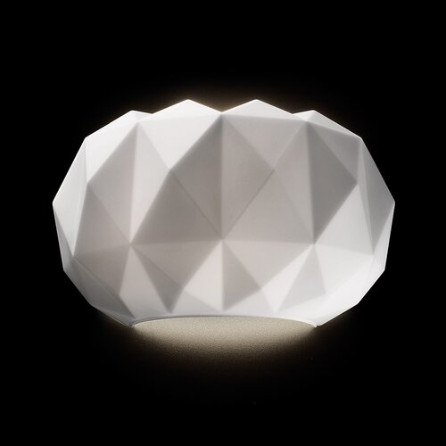 Leucos Deluxe 1 Light Wall Light by Archirivolto