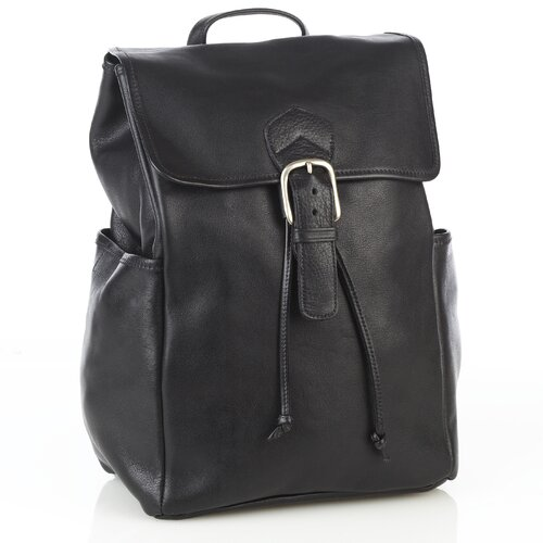 Backpack with Side Pockets