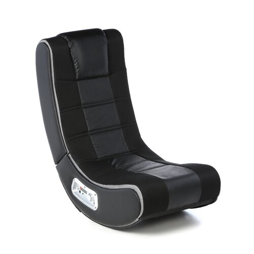 x rocker video rocker gaming chair i reviews wayfair. Black Bedroom Furniture Sets. Home Design Ideas