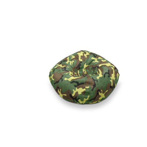 Rocker Camo Bean Bag Chair