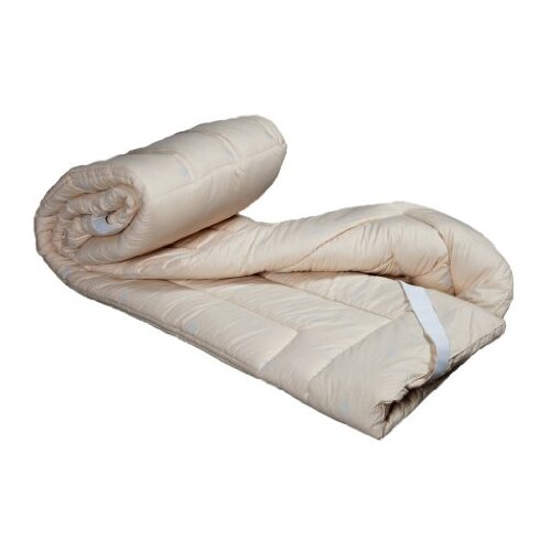 "Sleep & Beyond 1.5"" Washable Wool Mattress Topper"