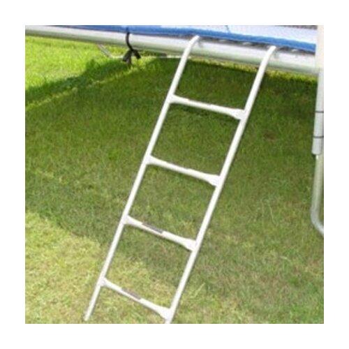 "Air Master 36"" Two Rung Step Trampoline Ladder"