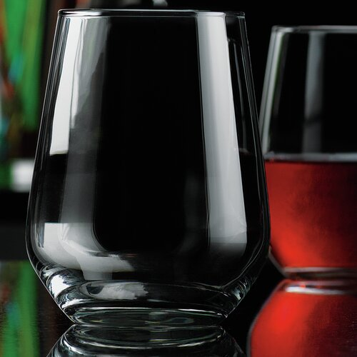 Goblet Stemless Wine Glass (Set of 4)