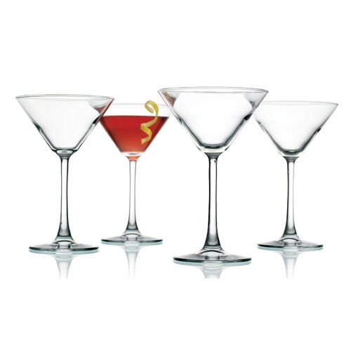 Home Essentials and Beyond Banquet 7.25 oz. Martini Glass