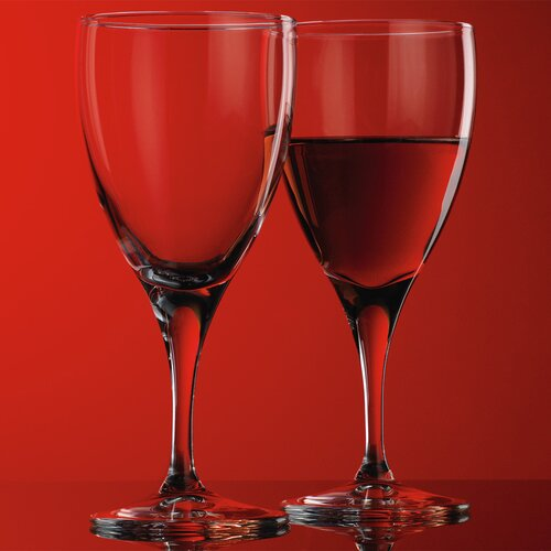 Home Essentials Red Wine Glass
