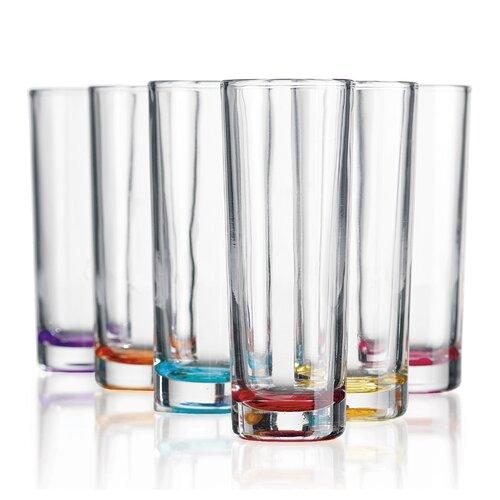 3.5 oz. Bottom Vodka Shot Glass (Set of 6)