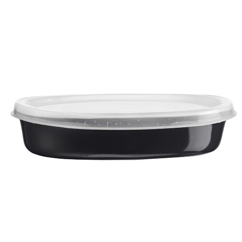Home Essentials and Beyond Storage Essential Baker with Lid