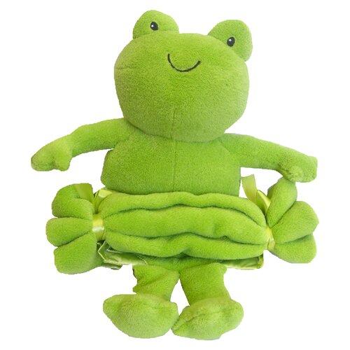 Buddy Frog Crib Throw