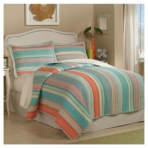 Amagansett Reversible Bedding Set