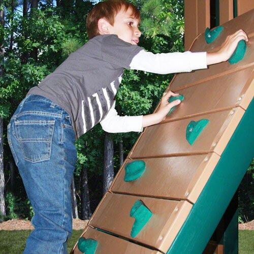 Kidwise Congo Monkey Green and Cedar Playsystem 3