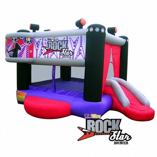 Kidwise Rock Star Bounce House