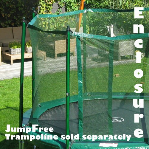 Kidwise 15' Safety Enclosure for Trampoline